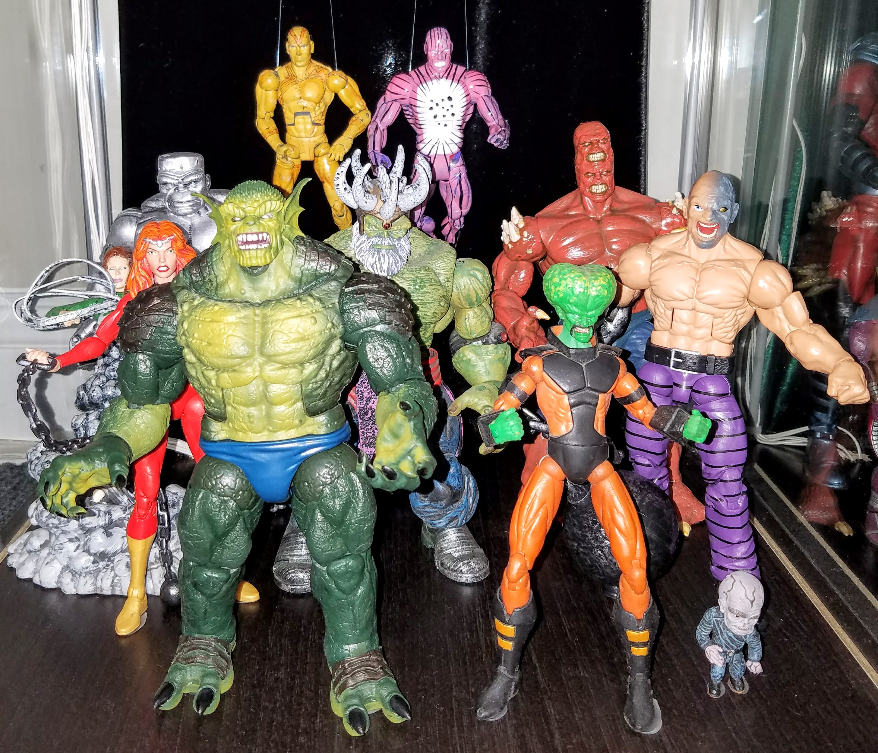 Hulk Villains