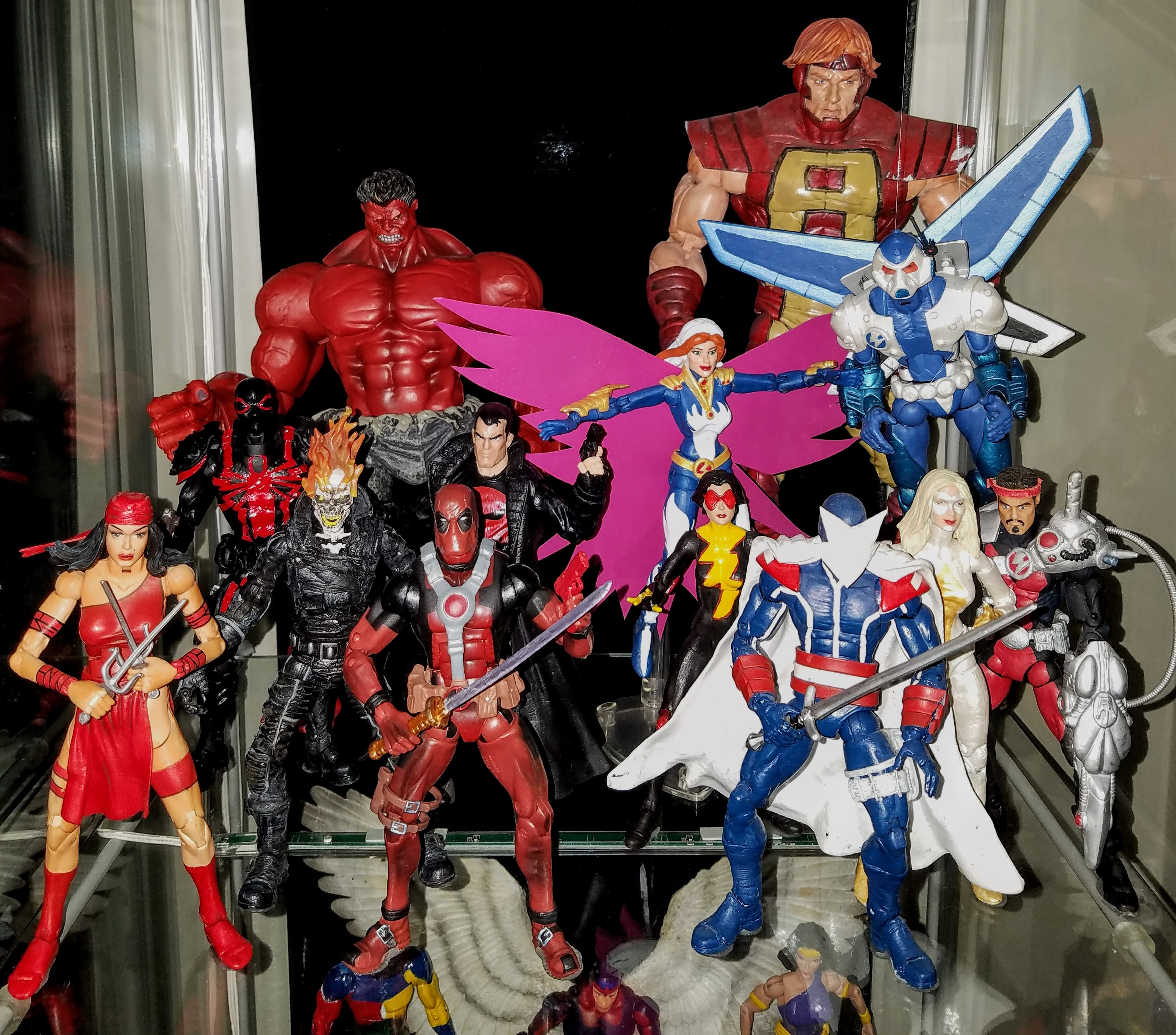 Thunderbolts (Red and Classic)